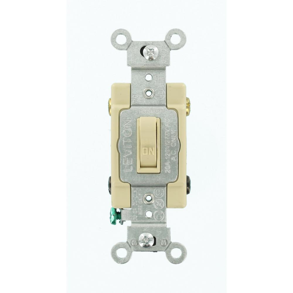 hight resolution of shop cooper wiring devices 20amp ivory single pole light switch at shop cooper wiring devices 20amp ivory single pole light switch at