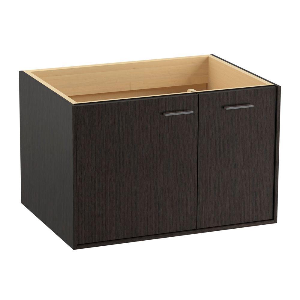 KOHLER Jute 30 in Vanity Cabinet in Satin OakK99541R