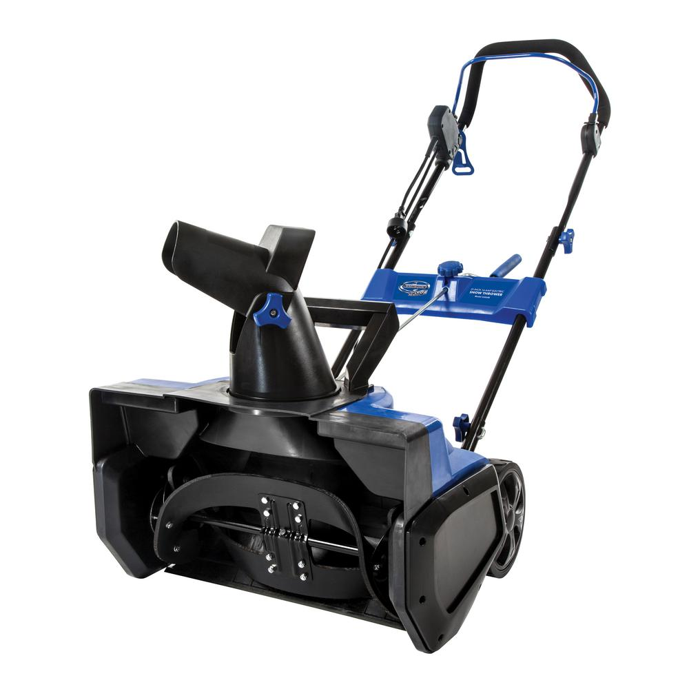 medium resolution of 14 amp electric snow blower refurbished