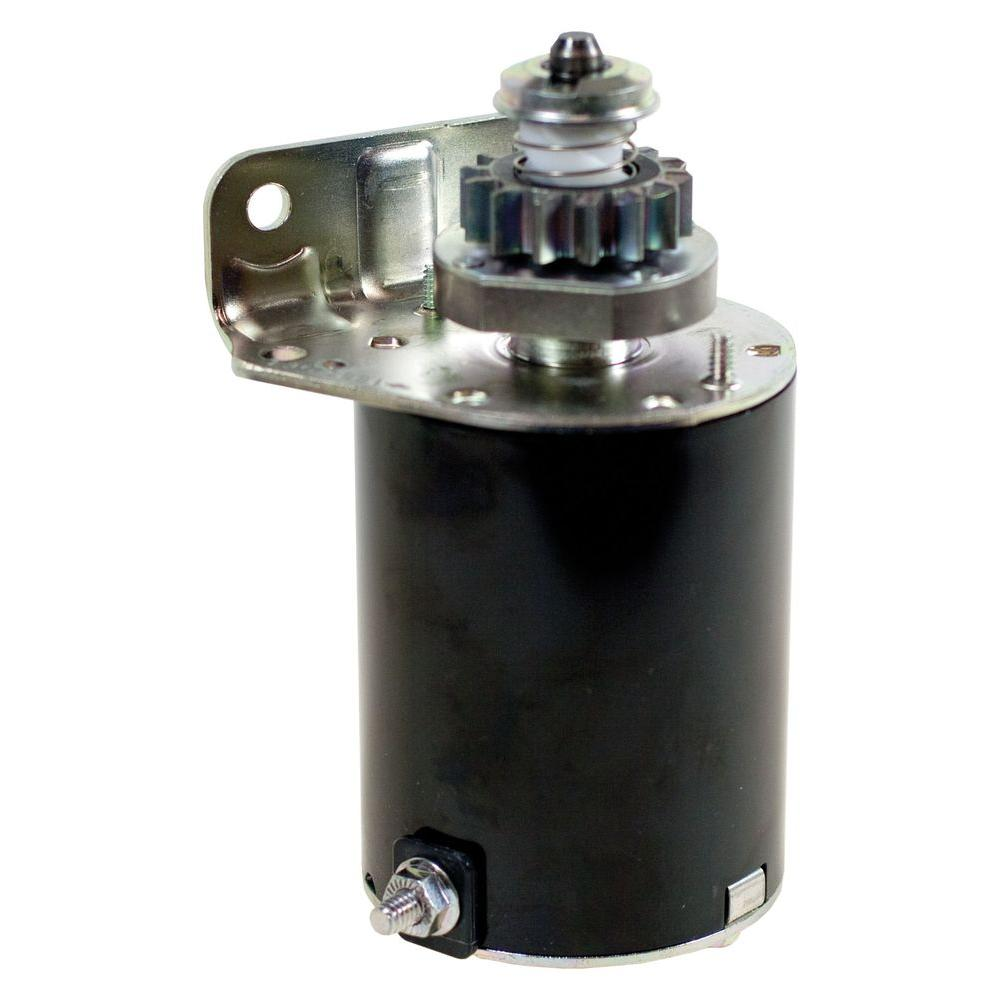 hight resolution of briggs stratton replacement starter motor