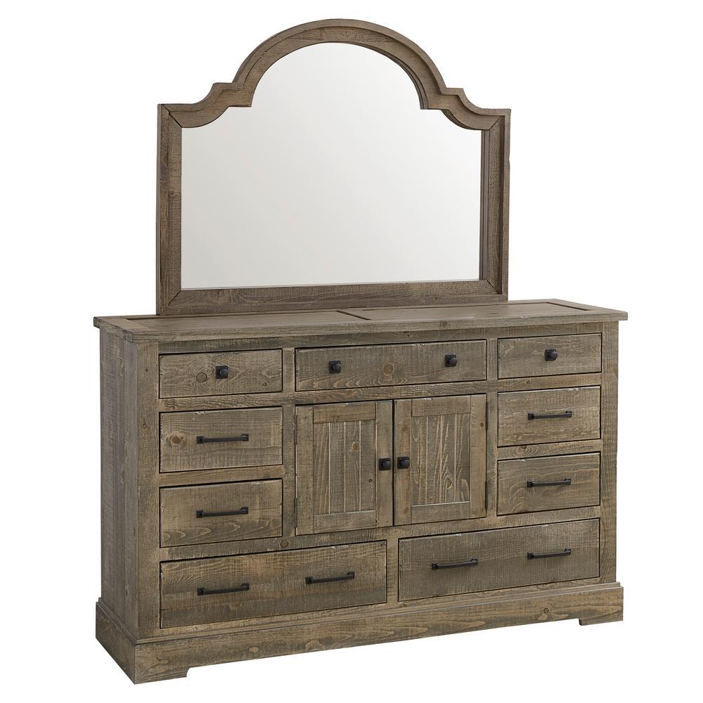 Vintage Maple Dresser