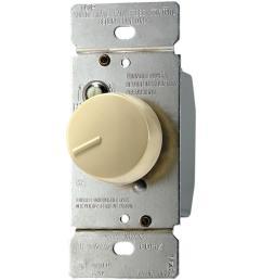 react ivory 300 watt 5 amp fully variable fan switch [ 1000 x 1000 Pixel ]