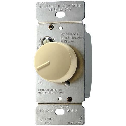 small resolution of react ivory 300 watt 5 amp fully variable fan switch