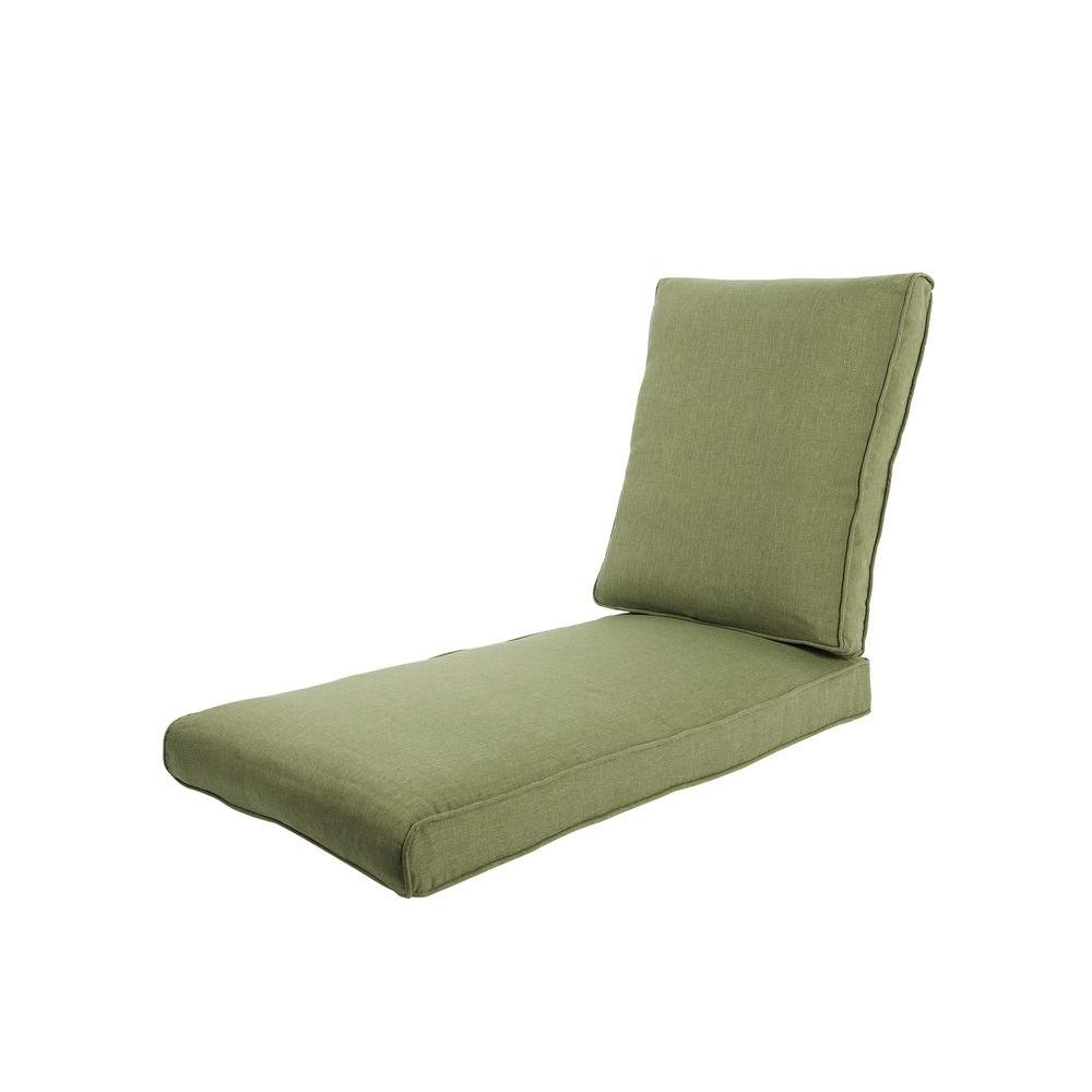 Hampton Bay Pembrey Replacement Outdoor Chaise Lounge