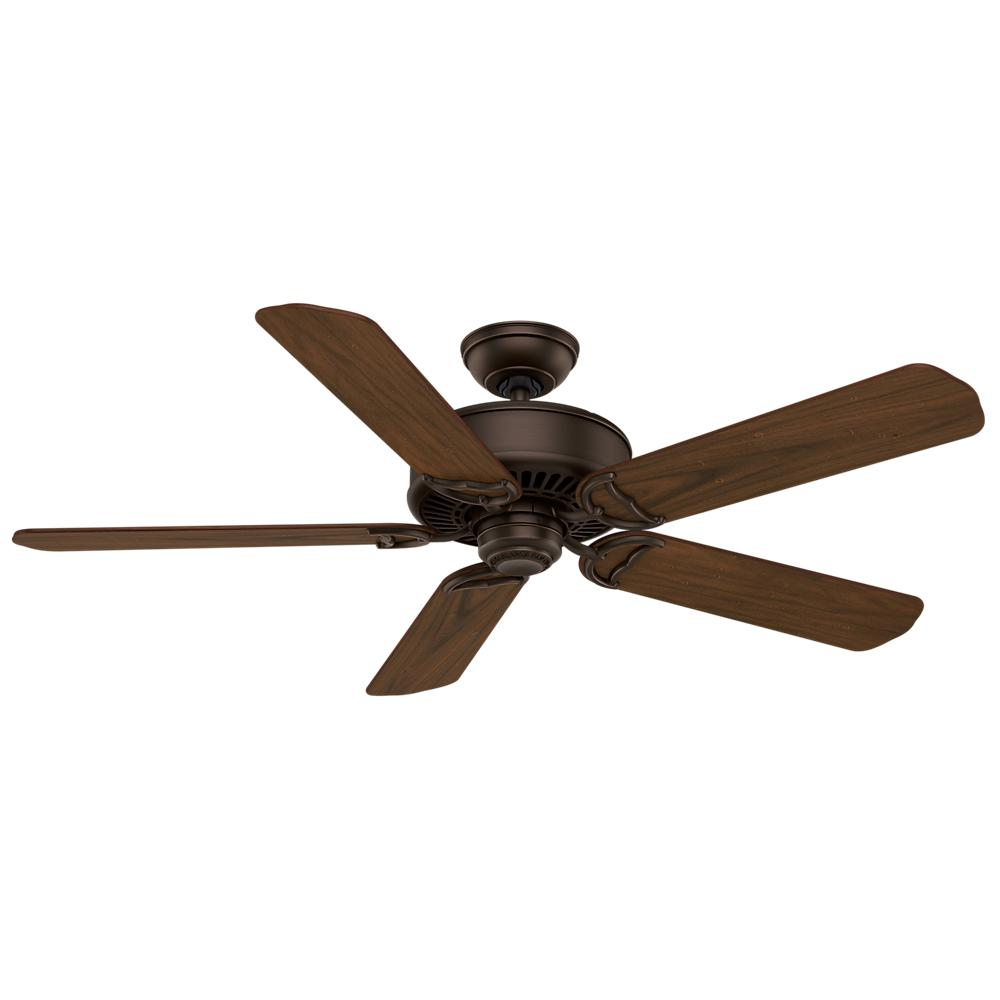 Casablanca Panama Dc 54 In Indoor Brushed Cocoa Bronze Ceiling Fan With Remote