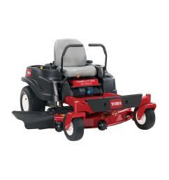 24 5 hp v twin zero turn riding mower with [ 1000 x 1000 Pixel ]