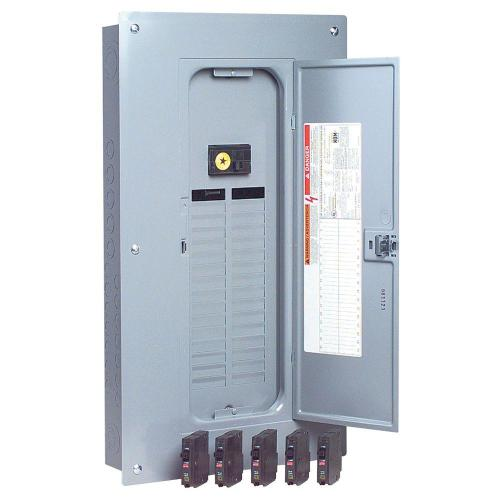 small resolution of qo 100 amp 32 space 32 circuit indoor main breaker load center with cover