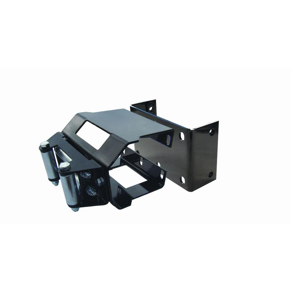 hight resolution of superwinch atv mounting kit for 09 10 polaris 850 xp and 09