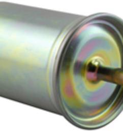 fuel filter fits 2000 2010 ford focus ecosport [ 1000 x 1000 Pixel ]