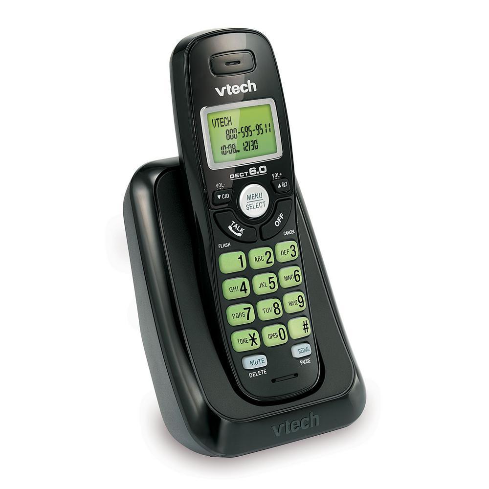 VTech Cordless Phone with Caller ID/Call Waiting-CS6114-11
