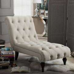 Living Room Chaise Lounge Chair Birds Nest Lounges Chairs The Home Depot Layla Traditional Beige Fabric Upholstered