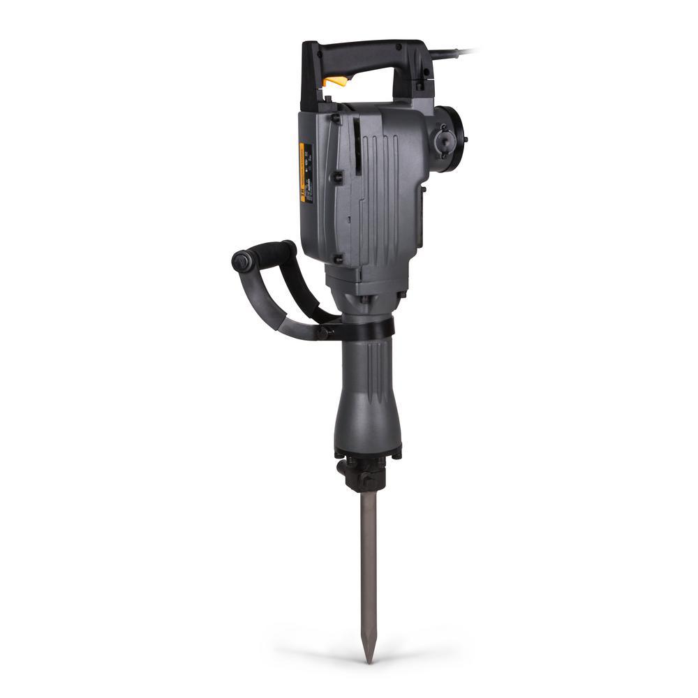hight resolution of demolition jack hammer