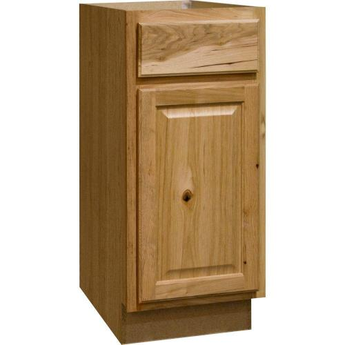 small resolution of hampton assembled 15x34 5x24 in base kitchen cabinet with ball bearing drawer