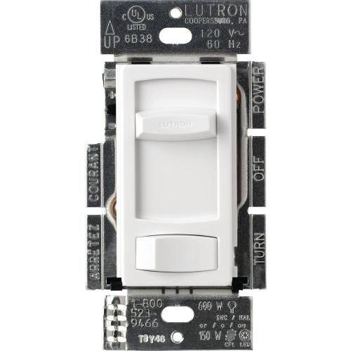 small resolution of lutron skylark contour c l dimmer switch for dimmable led halogen and incandescent bulbs single