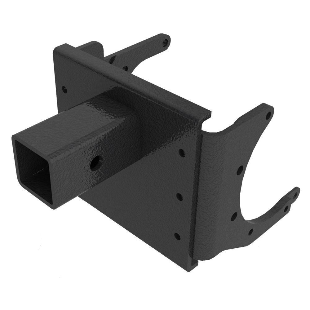 medium resolution of receiver hitch for kawasaki