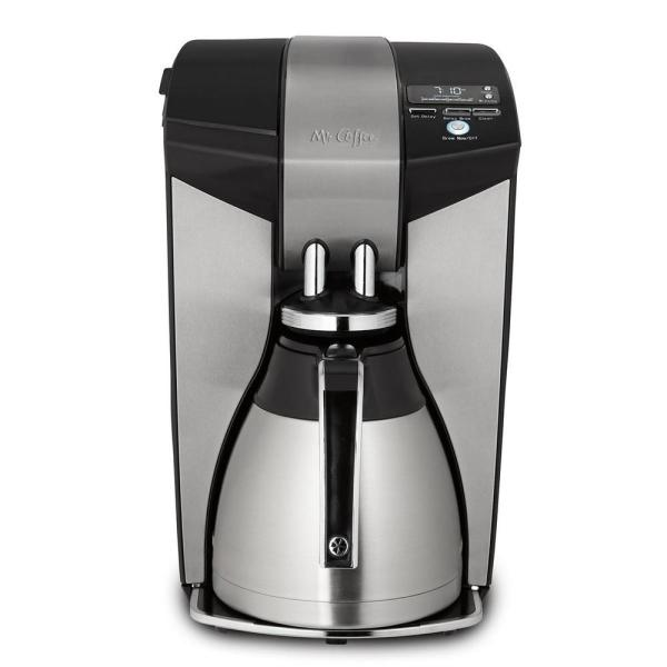 Coffee 12-cup Optimal Brew Programmable Maker With Thermal Carafe-bvmc-sctx95