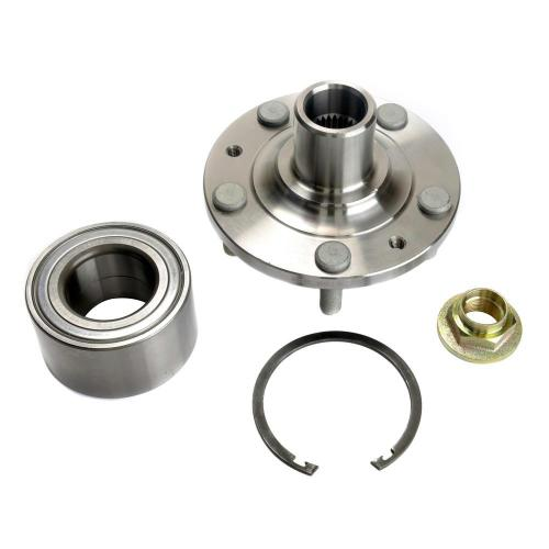 small resolution of front wheel bearing and hub assembly fits 2006 2011 mercury milan