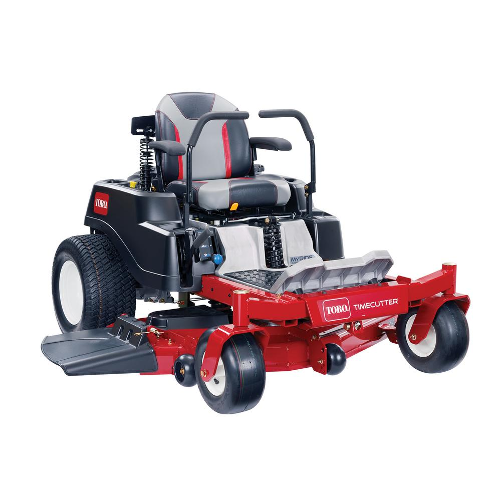 medium resolution of toro timecutter mx5075 with myride suspension system 50 in fab 24 5 hp v twin