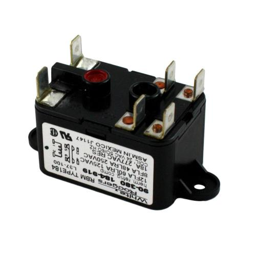 small resolution of white rodgers 24 volt coil voltage spno spnc rbm type relay