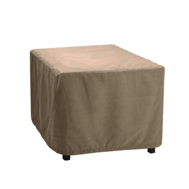 brown jordan form patio furniture cover for the occasional table