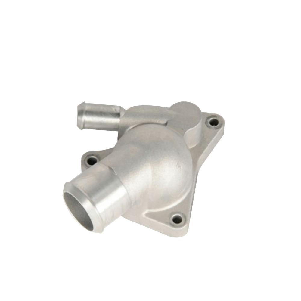 hight resolution of engine coolant thermostat housing fits 2004 2010 cadillac srx srx xlr sts