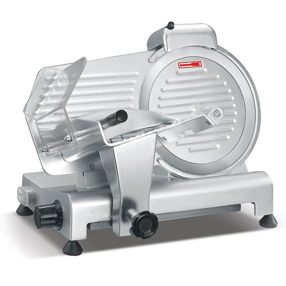 Heavy Duty Commercial Meat Slicer Auto Shut Off