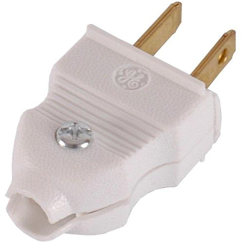 small resolution of ge 15 amp quick wire plug white 2 pack