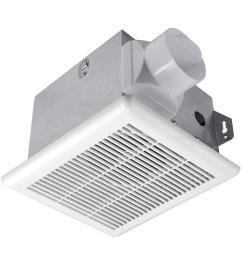 hampton bay 70 cfm no cut ceiling mount exhaust bath fan bpt13 13d 1 bathroom ceiling light fixtures on hampton bay ventilation fan wiring [ 1000 x 1000 Pixel ]