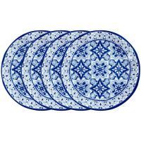 Blue Dinner Plate Sets & Debonair ...