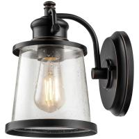 Globe Electric Charlie Collection 1-Light Oil-Rubbed ...