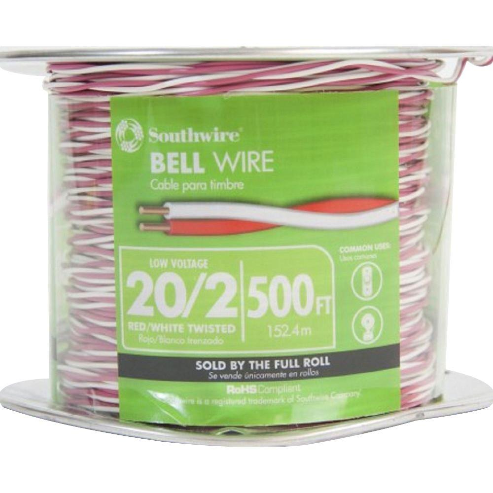 medium resolution of 20 2 twisted cu bell wire