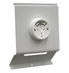 fahrenheat non programmable unit mounted electric baseboard thermostat [ 1000 x 1000 Pixel ]