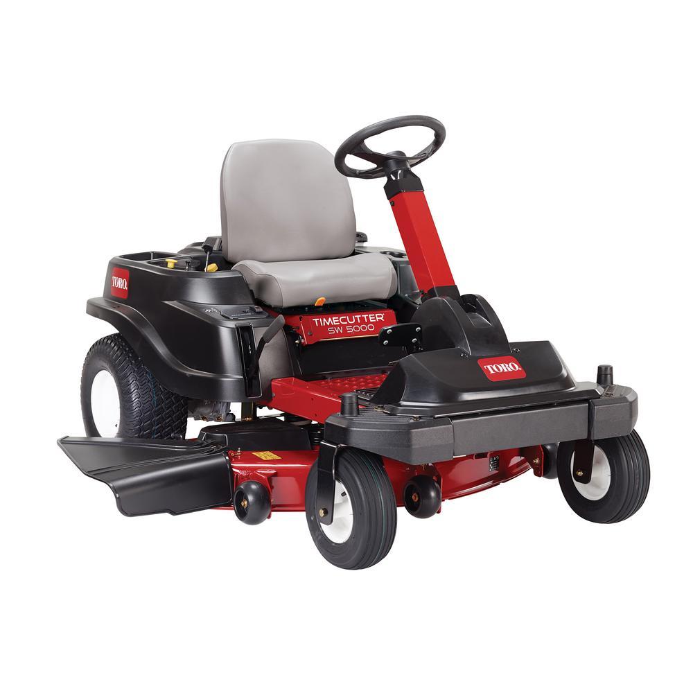 medium resolution of toro timecutter sw5000 50 in 24 5 hp v twin zero turn riding mower