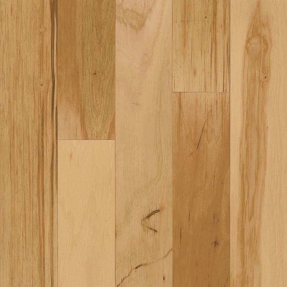 Bruce Take Home Sample  Hickory Rustic Natural ClickLock