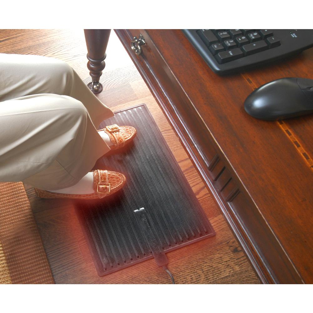Cozy Products Electric Foot Warmer Mat Keep Feet Warm Cold