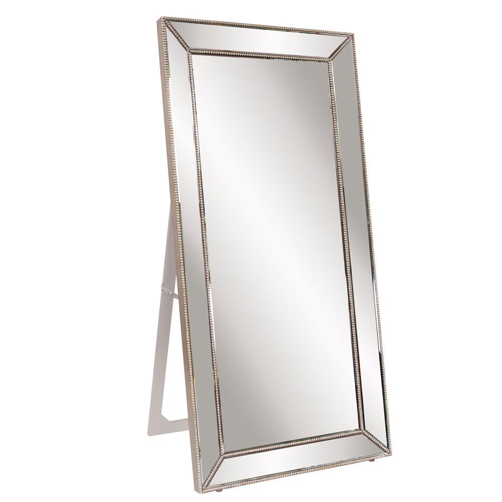 Titus Mirrored Standing Floor Mirror99129  The Home Depot