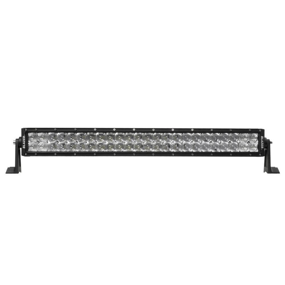medium resolution of blazer international led 24 in off road double row light bar