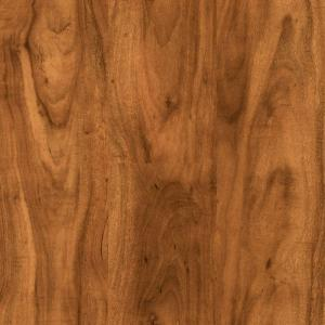 TrafficMASTER South American Cherry 7 mm Thick x 723 in Wide x 5045 in Length Laminate