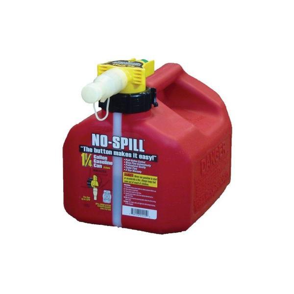 Spill -spill 1.25 Gal. Poly Gas -1415-v6 - Home Depot