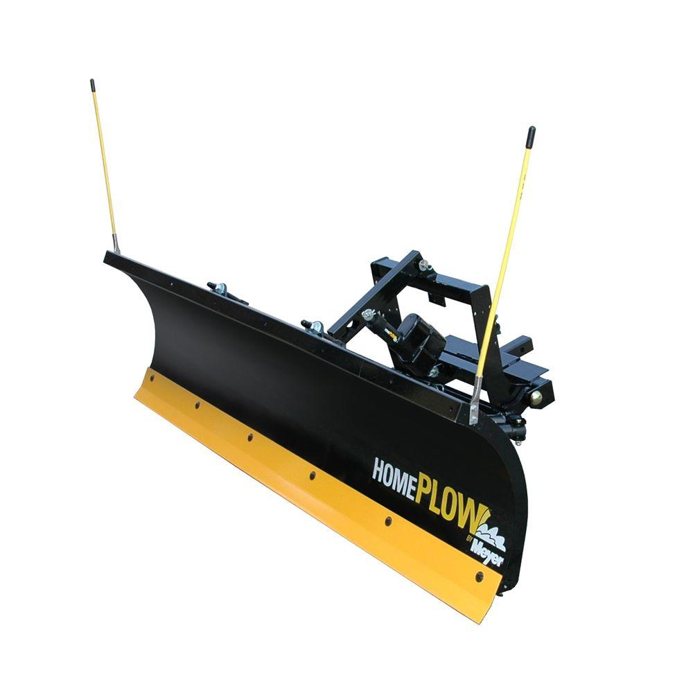 medium resolution of residential electric auto angle snow plow