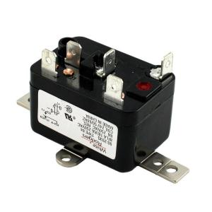 White Rodgers 24Volt CoilVoltage SPDT RBM Type Relay90293Q  The Home Depot