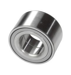 front wheel bearing fits 1997 2008 mazda 6 mpv [ 1000 x 1000 Pixel ]