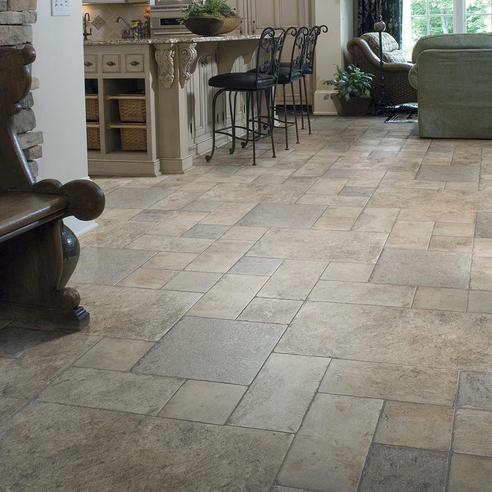 tuscan stone laminate flooring