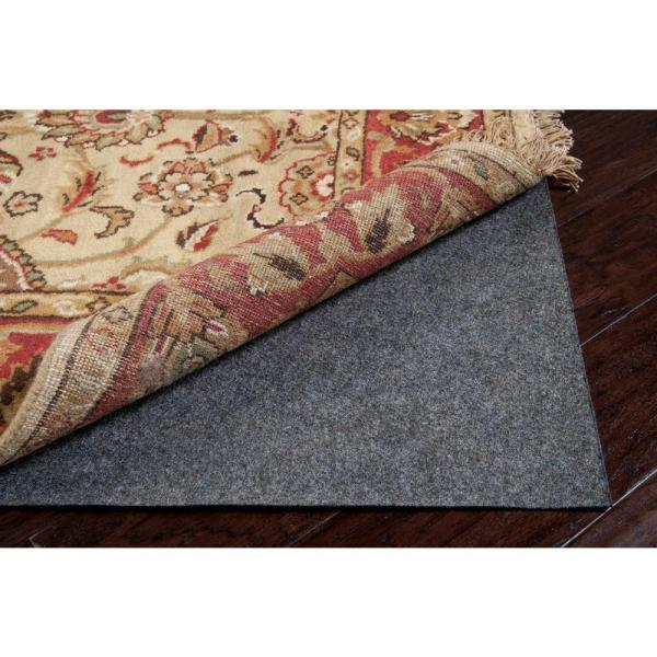 Mohawk Home 8 Ft. X 10 Supreme Dual Surface Felted Rug Pad-329679 - Depot