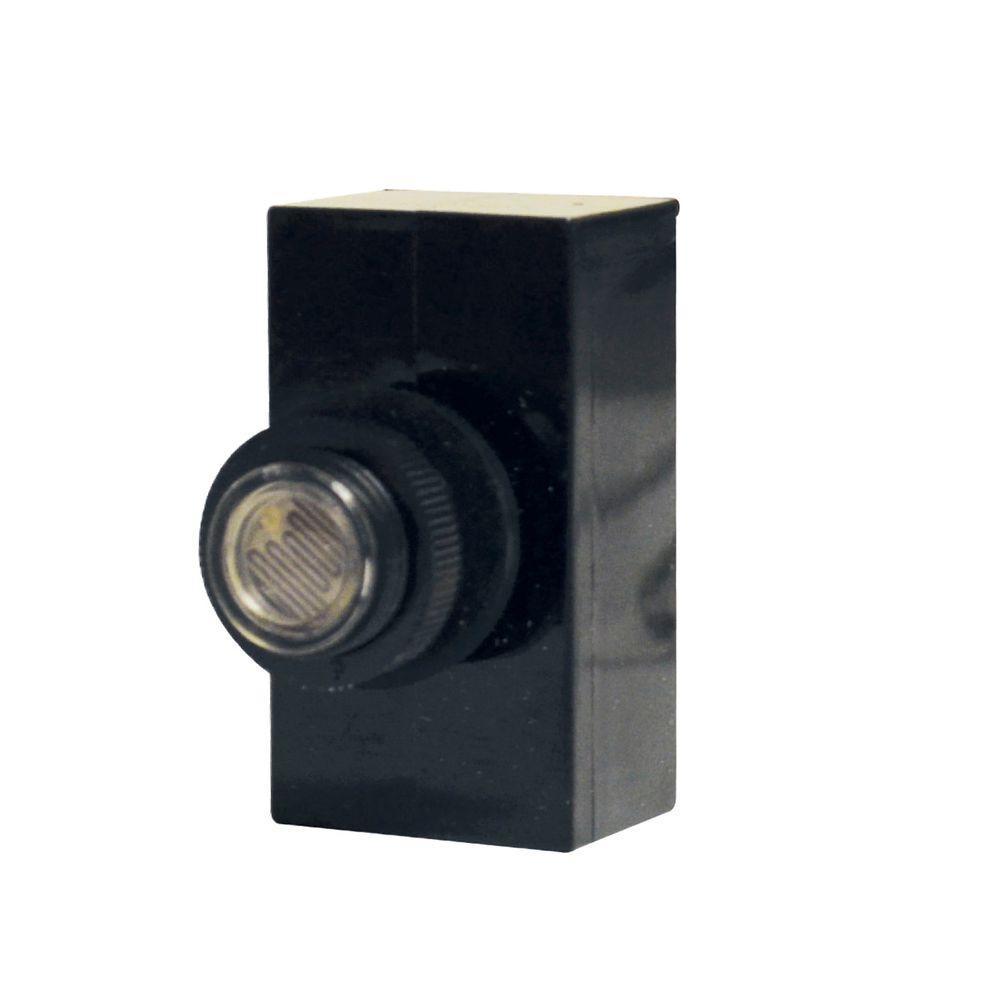 medium resolution of tork spst 120 volt flush mounting lexan housing photo control