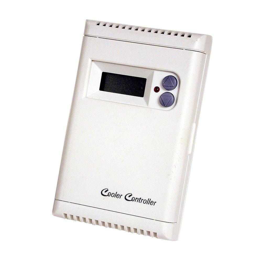 hight resolution of evaporative cooler digital controller