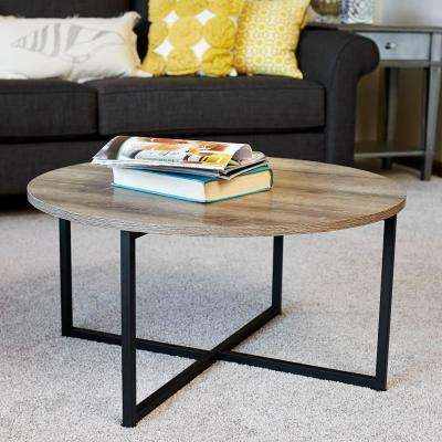 living room round table decorating with brown furniture coffee tables accent the home depot ashwood in light wood