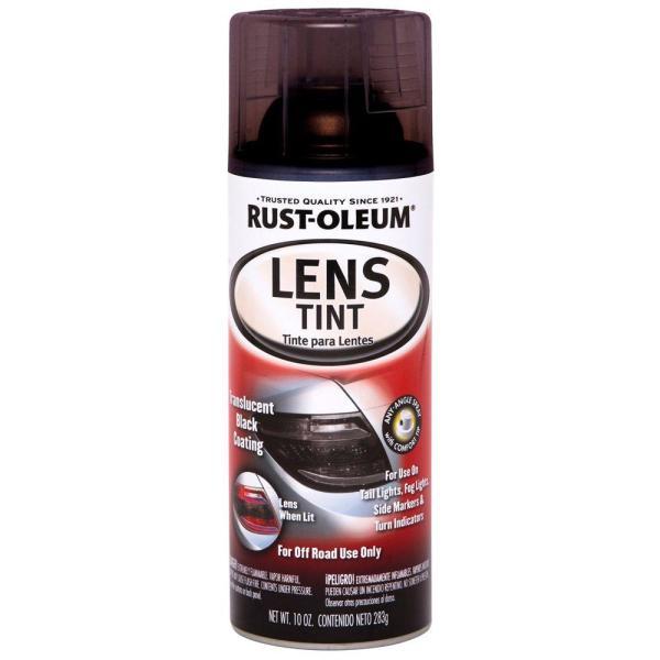 Rust-oleum Automotive 10 Oz. Translucent Black Lens Tint