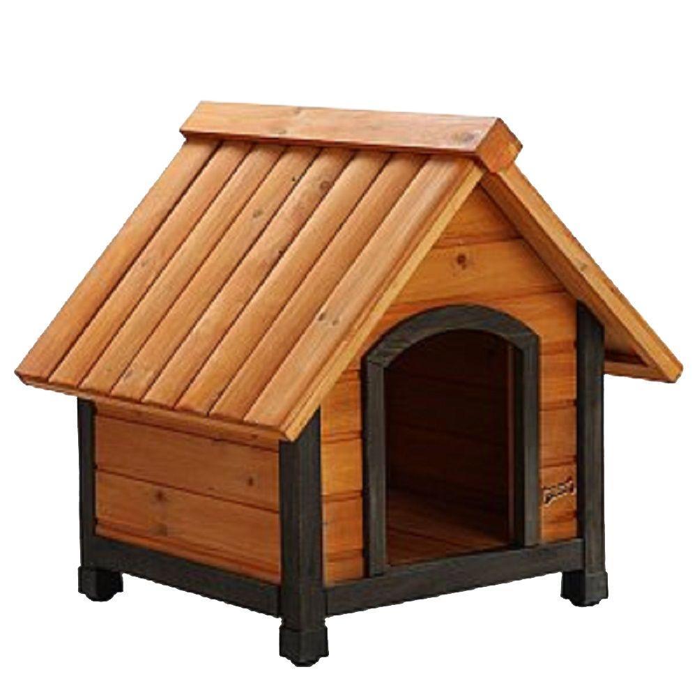 Pet Squeak 18 ft L x 185 ft W x 19 ft H Arf Frame Extra Small Dog House0006XSB  The