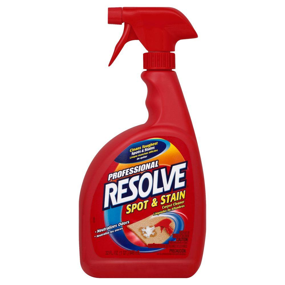 Resolve Stain Remover Carpet Cleaner Sds Functionalitiesnet